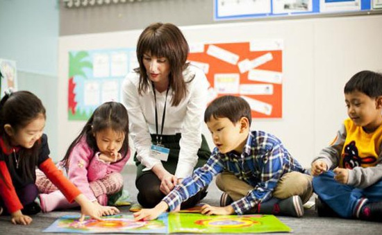 Trình độ ngoại ngữ của học sinh Việt Nam tăng đáng kể