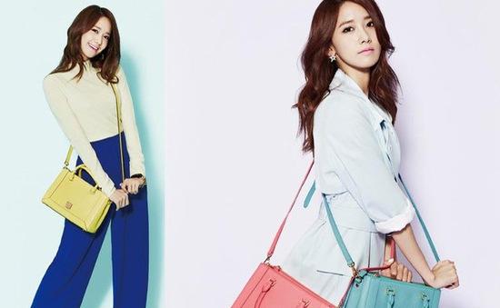 Học lỏm bí quyết mặc đẹp như ca sĩ Yoona