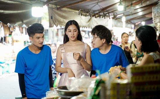 """Hoa hậu Tiểu Vy chứng tỏ độ sành ăn khiến Mạc Văn Khoa, Phát La """"tròn mắt"""""""