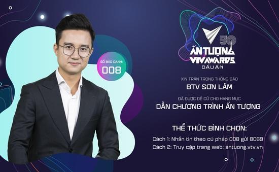 VTV Awards 2020: Nỗ lực 10 năm bền bỉ của BTV Sơn Lâm