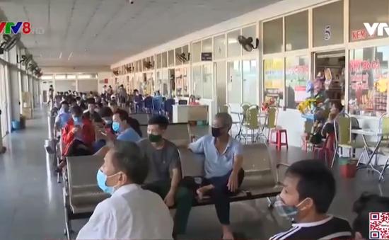 Tình hình du khách rời Đà Nẵng