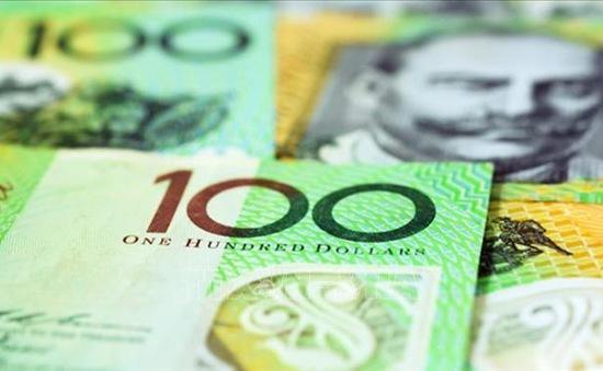 Đồng AUD tăng lên mức cao nhất trong 15 tháng