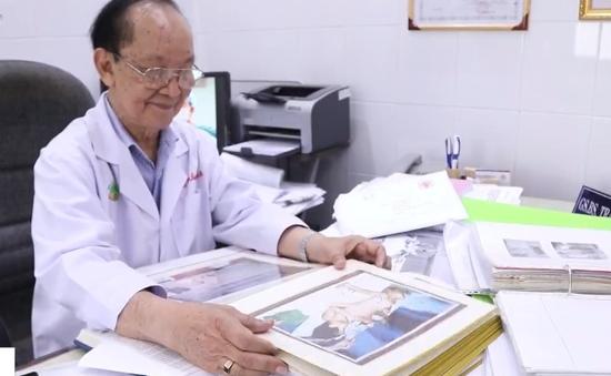 Giáo sư Trần Đông A: Vị giáo sư một đời vì trẻ em Việt Nam