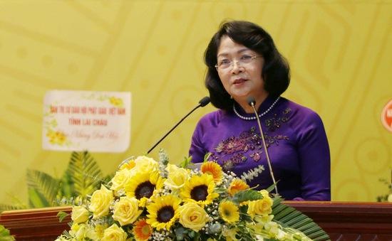 Phong trào thi đua yêu nước của tỉnh Lai Châu phát triển cả chiều rộng và chiều sâu