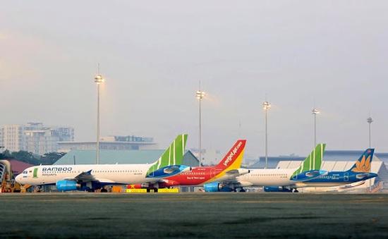 Các hãng hàng không điều chỉnh lịch khai thác chuyến bay đến, đi từ Đà Nẵng