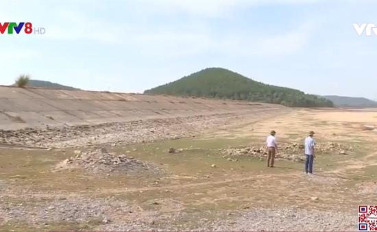 Nghệ An: Nắng nóng kéo dài khiến trên 600 hồ chứa nước bị khô cạn