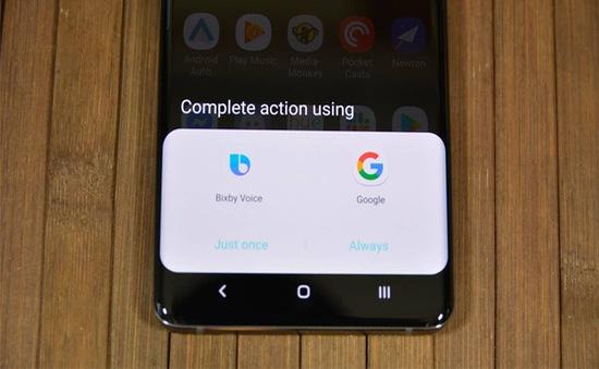 Trợ lý ảo Google Assistant sẽ thay thế Bixby trên các dòng máy của Samsung?