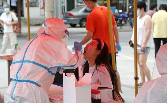 Ổ dịch COVID-19 mới lan khắp 5 vùng ở Trung Quốc
