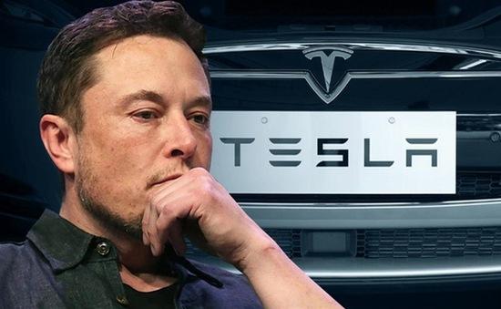 """""""Nổ"""" lớn về xe tự lái Tesla, CEO Elon Musk lại hứng búa rìu dư luận"""