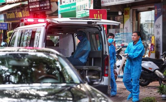 Trước khi nhập viện vì COVID-19, bệnh nhân 76 tuổi đã đi những đâu ở Hà Nội?