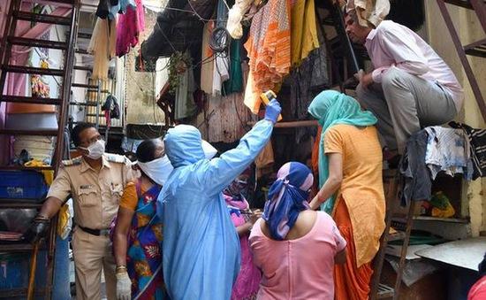 Khu ổ chuột Ấn Độ có thể đã có miễn dịch cộng đồng với COVID-19