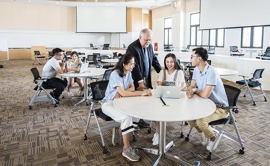 Việt Nam có thể trở thành điểm đến của sinh viên các trường đại học xuất sắc thế giới
