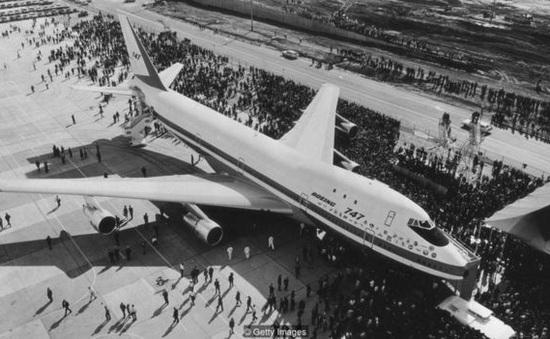 Kỷ nguyên của Boeing 747 sắp khép lại