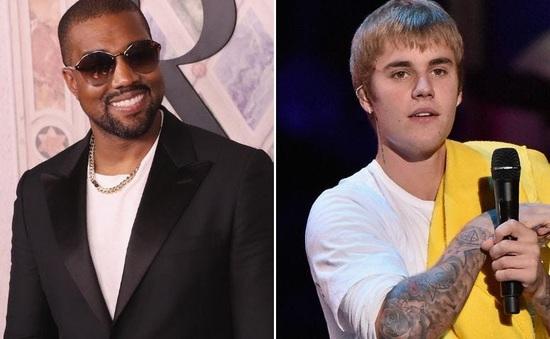 Justin Bieber giúp đỡ Kanye West vượt qua khủng hoảng