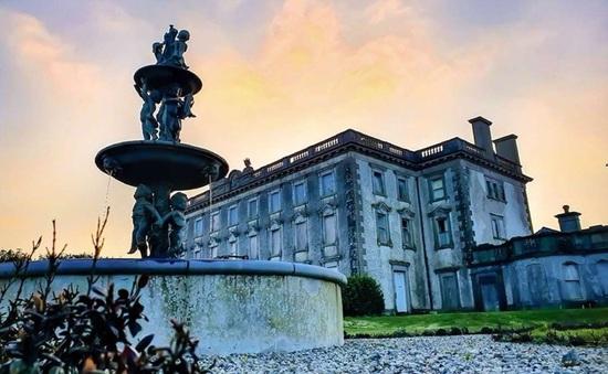 """Những câu chuyện rùng rợn về """"tòa dinh thự ma"""" nổi tiếng nhất Ireland"""