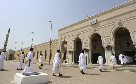 Chỉ 1.000 người được lựa chọn để tham gia hành hương tới thánh địa Mecca