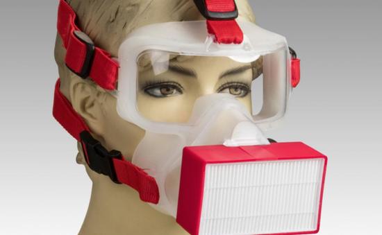 Israel phát triển mặt nạ chống lây nhiễm COVID-19 dùng được tới 60 giờ