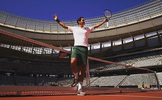 """""""Federer files"""" – cuốn sách về huyền thoại Roger Federer sắp ra mắt"""