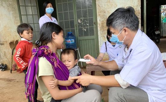 Thêm một huyện ở Gia Lai có ca dương tính với vi khuẩn bạch hầu