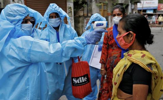 Ấn Độ liên tiếp ghi nhận hơn 20.000 ca nhiễm mới mỗi ngày