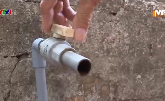 Gần 10.000 hộ dân ở Quảng Trị thiếu nước sinh hoạt