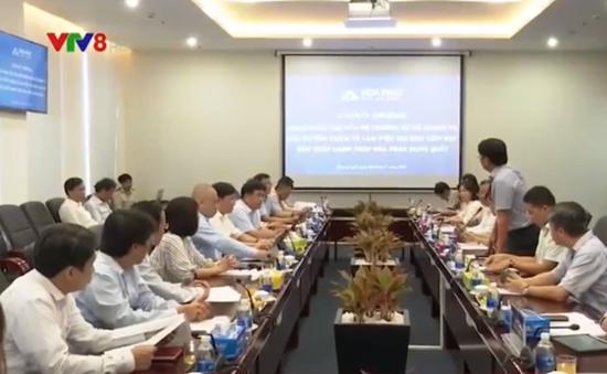 Bộ trưởng bộ Kế hoạch đầu tư làm việc tại Quảng Ngãi