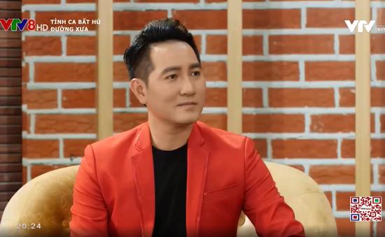 """Ở tuổi 43, Nguyễn Phi Hùng vẫn trẻ đẹp xuất hiện tại """"Tình ca bất hủ"""""""
