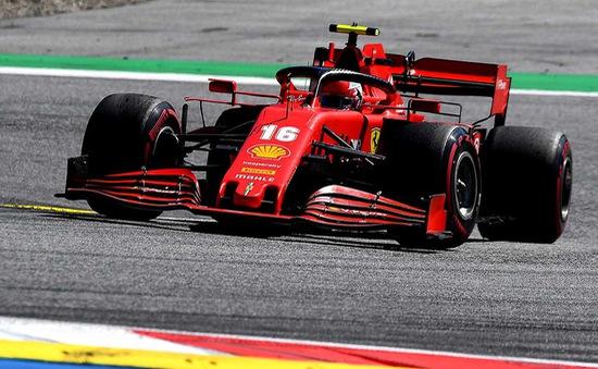 Đua xe F1: Ferrari mất thêm 0,7 giây mỗi vòng tại Grand Prix Áo