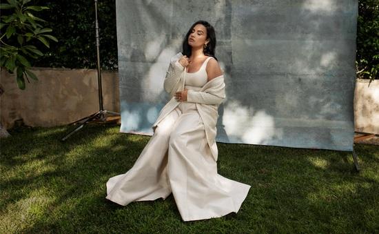 Không sợ bị chê bai, Demi Lovato tự tin khoe vóc dáng