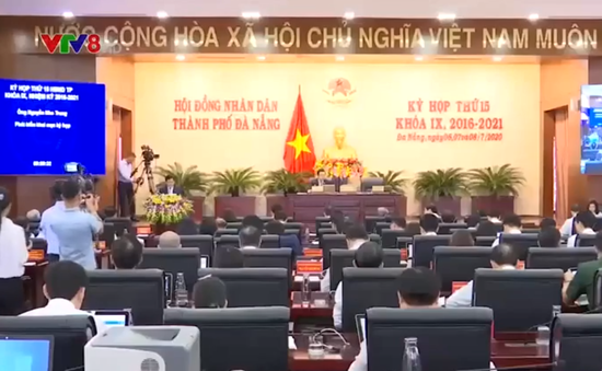 Kỳ họp thứ 15 Hội đồng nhân dân thành phố Đà Nẵng khóa IX
