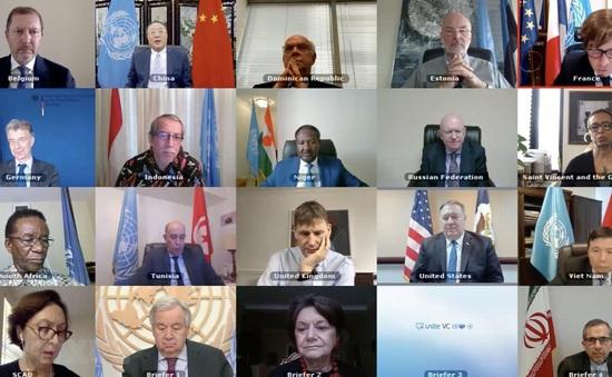 Việt Nam kêu gọi thúc đẩy các cam kết của Hội nghị Berlin về Libya