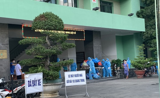 Đề xuất chuyển hết bệnh nhân COVID-19 tại BV Đà Nẵng tới khu điều trị khác