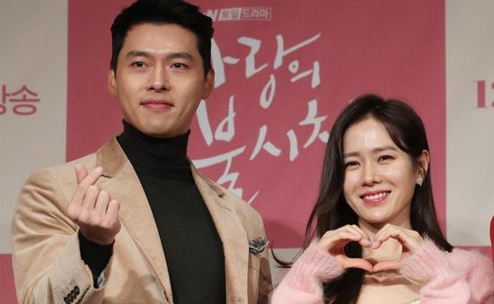 Fan của Son Ye Jin không vui với tin Hyun Bin tái hợp Song Hye Kyo