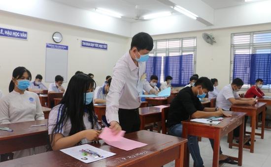 Kỳ thi tốt nghiệp THPT giai đoạn 2021 - 2022 cơ bản giữ ổn định như năm 2020