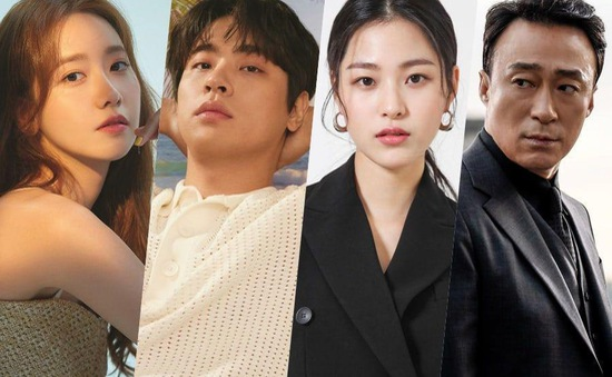 YoonA kết đôi với Park Jung Min trong dự án điện ảnh mới