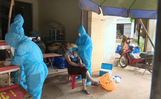 Bắc Giang: 74 trường hợp F1 liên quan đến 6 bệnh nhân COVID-19 có kết quả âm tính