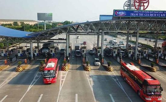 Bộ Tài chính: Giảm 10 - 30% phí sử dụng đường bộ