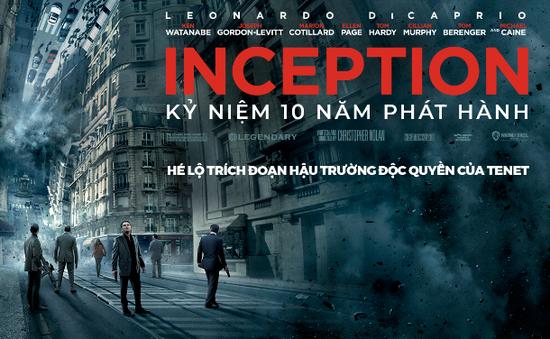 Bom tấn đỉnh cao của Christopher Nolan trở lại màn ảnh rộng