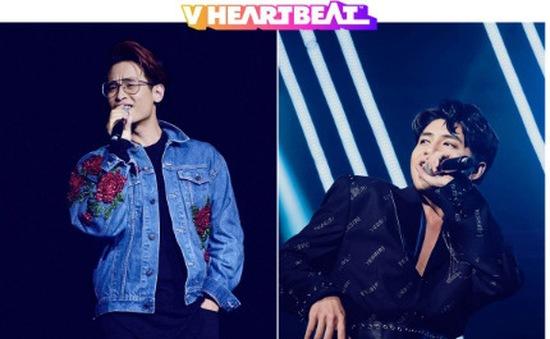 VTVcab hợp tác với Naver Việt Nam phát sóng V Heartbeat Live