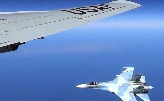 Nga chặn máy bay quân sự của Mỹ tại Biển Đen