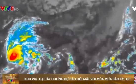 Khu vực Đại Tây Dương dự báo phải đối mặt với mùa mưa bão kỷ lục
