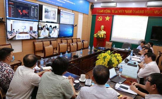 Chiều nay (13/8): Tiếp tục tăng cường chuyên gia hỗ trợ Huế, Quảng Nam điều trị bệnh nhân COVID-19