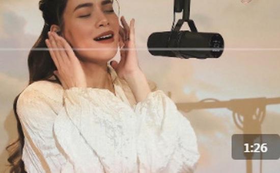 Ra mắt ca khúc mới, Hồ Ngọc Hà thôi miên người nghe