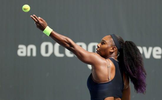 Vòng 2 Lexington mở rộng: Serena loại Venus sau 3 set căng thẳng!