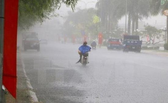 Bắc Bộ, Tây Nguyên và Nam Bộ tiếp tục có mưa, nguy cơ xảy ra lũ quét, sạt lở đất và ngập úng vùng trũng