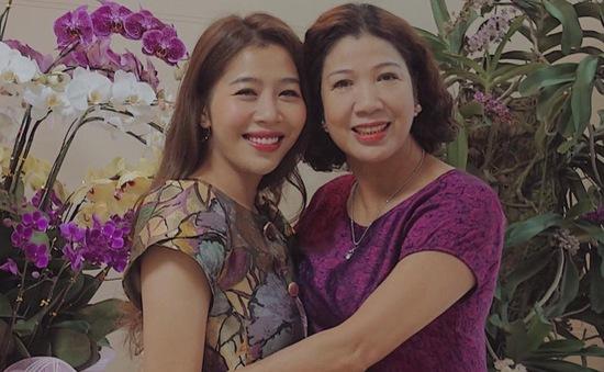 Rơi nước mắt với lời tâm sự của BTV Diệp Chi khi mẹ đột ngột qua đời