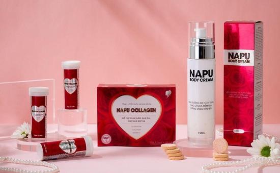 Bí quyết sở hữu làn da trắng hồng, rạng rỡ với viên sủi Napu Collagen