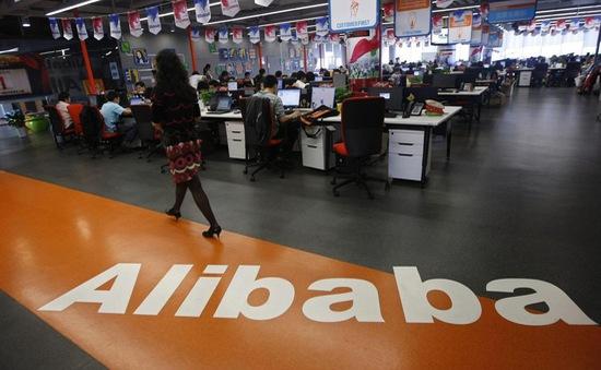 """Doanh thu tăng mạnh, Alibaba """"miễn nhiễm"""" với COVID-19"""