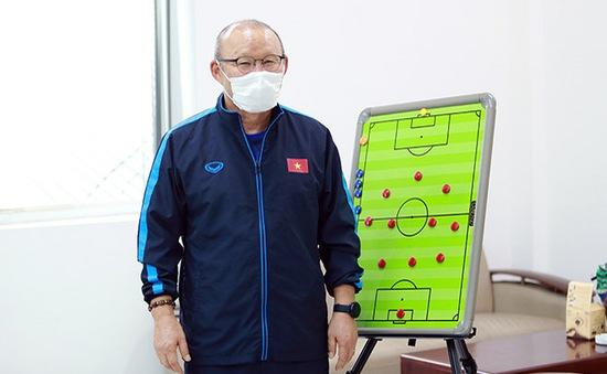 HLV Park Hang Seo và những ấp ủ thay đổi trong lối chơi của ĐT Việt Nam