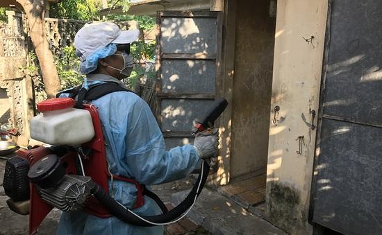 Bình Định ghi nhận hơn 200 ổ dịch sốt xuất huyết